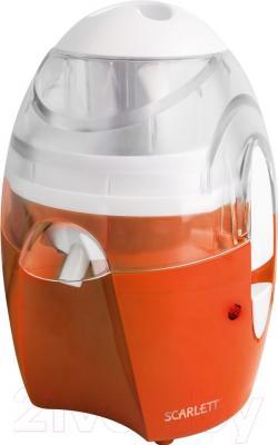 Соковыжималка Scarlett SC-JE50S25 (оранжевый)