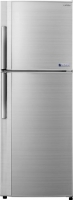 Холодильник с морозильником Sharp SJ-311VSL -