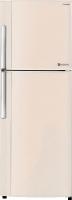 Холодильник с морозильником Sharp SJ-431VBE -