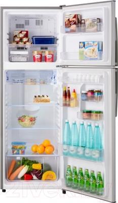 Холодильник с морозильником Sharp SJ-431VBE