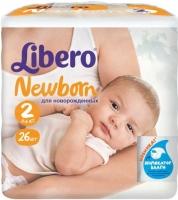 Подгузники Libero Newborn 2 (26шт) -