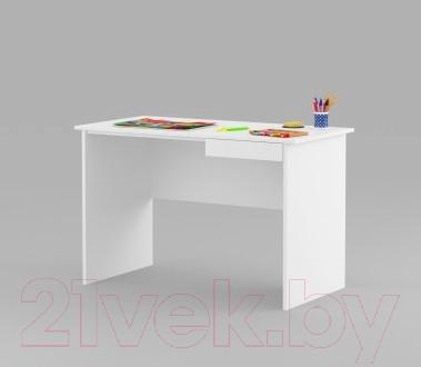Стол детский Meblik 401 Desk 12 (белый)