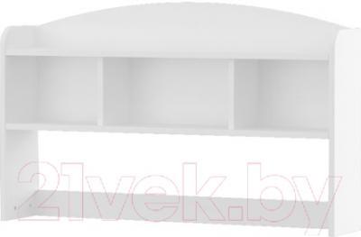 Надставка для стола Meblik 416 Top-Shelf 12 (белый)
