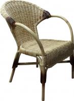 Кресло садовое Черниговская  фабрика лозовых изделий Версаль (медовый) -