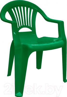 Стул садовый Алеана Луч (зеленый)