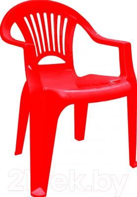 Стул садовый Алеана Луч (красный)
