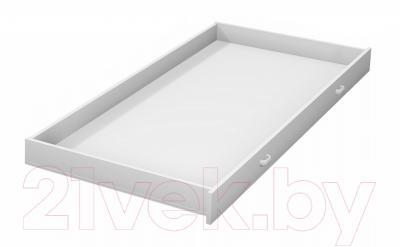Выдвижной ящик для кроватки Meblik 177 Bed Drawer 190 (белый)