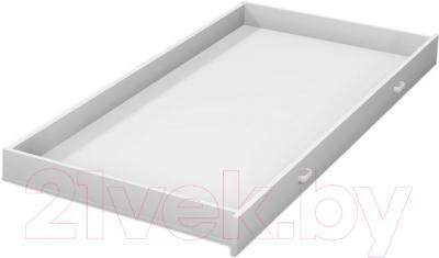 Выдвижной ящик для кроватки Meblik 176 Bed Drawer 170 (белый)