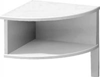 Ночной столик для кроватки Meblik 181 Bedside table (белый) -