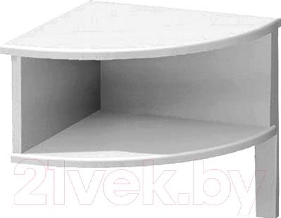 Ночной столик для кроватки Meblik 181 Bedside table (белый)