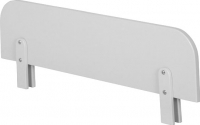 Защитный бортик для кроватки Meblik 10 Safety Rail (белый) -