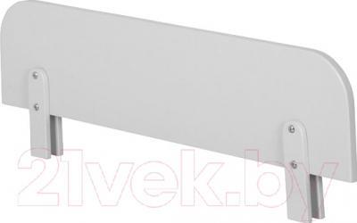 Защитный бортик для кроватки Meblik 10 Safety Rail (белый)