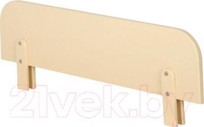 Защитный бортик для кроватки Meblik 10 Safety Rail (ваниль)