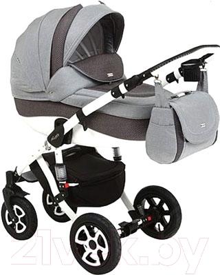 Детская универсальная коляска Adamex Lara 2 в 1 (PIK18)