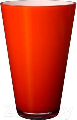 Ваза настольная Villeroy and Boch Verso (оранжевый закат, 25см)