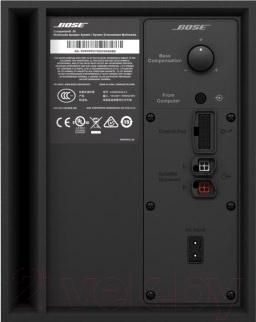 Мультимедиа акустика Bose Companion 50 (графит)