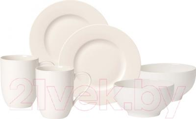 Набор столовой посуды Villeroy & Boch For Me (6пр)