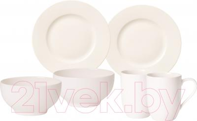 Набор столовой посуды Villeroy and Boch For Me (6пр)