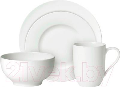 Набор столовой посуды Villeroy & Boch For Me (16пр) - набор предметов на 1 персону