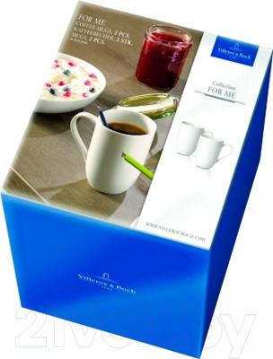 Набор для чая/кофе Villeroy & Boch For Me (2шт)