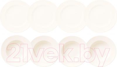 Набор столовой посуды Villeroy & Boch For Me (8пр)