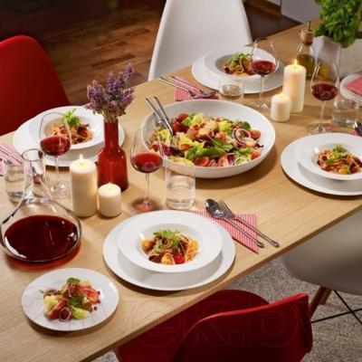 Набор столовой посуды Villeroy and Boch For Me (8пр) - посуда Villeroy and Boch (пример сервировки)