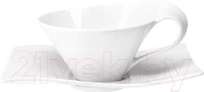 Набор для чая/кофе Villeroy & Boch NewWave (12пр) - чашка с блюдцем