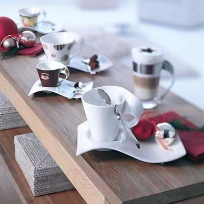 Чайная ложка Villeroy & Boch NewWave Caffe (позолота)