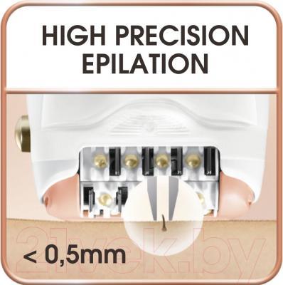 Эпилятор Rowenta EP5700F0 - удаляет самые короткие волоски