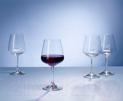 Набор бокалов для вина Villeroy & Boch Ovid (4шт, для красного вина)