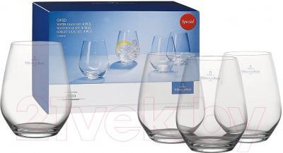 Набор бокалов для воды Villeroy & Boch Ovid (4шт)