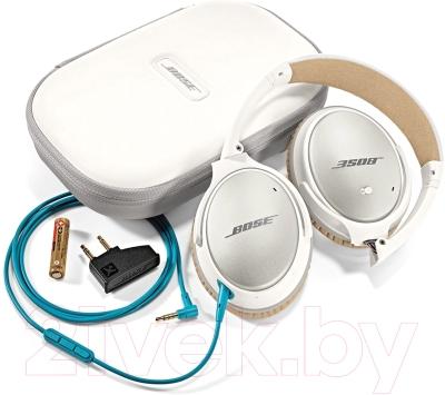 Наушники-гарнитура Bose QuietComfort 25 (белый)