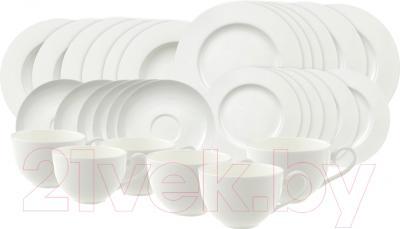Набор столовой посуды Villeroy & Boch Royal (30 пр) - общий вид набора