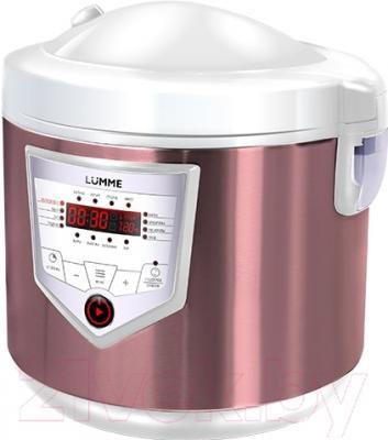 Мультиварка Lumme LU-1446 Chef Pro (розовый/белый)