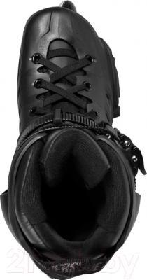 Роликовые коньки Powerslide Khaan 908118 (размер 43, черный)