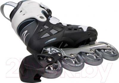 Роликовые коньки Powerslide Phuzion 4 Men 940072 (размер 40)