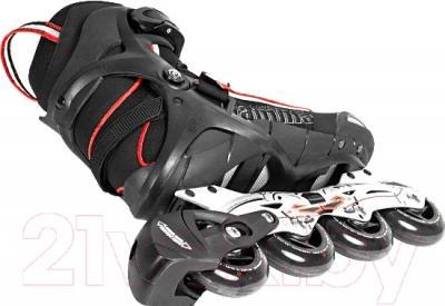 Роликовые коньки Powerslide Phuzion Gamma Men 940138 (размер 47)