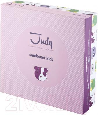 Набор столовой посуды Sambonet Bimbo Judy (3пр)