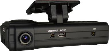 Автомобильный видеорегистратор Vacron CDR-E07 - вид сзади