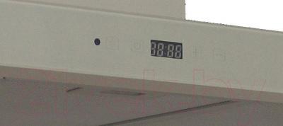 Вытяжка Т-образная Zorg Technology Стелс E (Stels) 1000 (90, Matt Stainless Steel-Beige) - панель управления