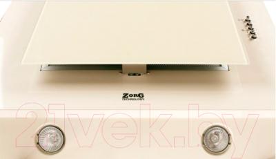 Вытяжка декоративная Zorg Technology Вертикал C (Titan) 750 (60, бежевый)