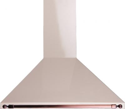 Вытяжка купольная Zorg Technology Alegro A 750 (60, белый) - общий вид