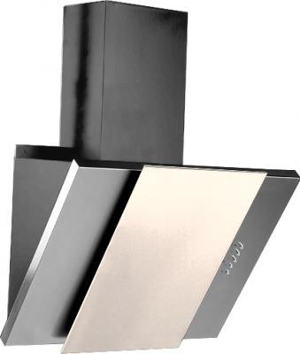 Вытяжка декоративная Zorg Technology Vesta 750 (60, Matt Stainless Steel-Beige) - общий вид