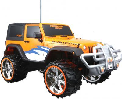 Радиоуправляемая игрушка Maisto Jeep Wrangler Rubicon - общий вид