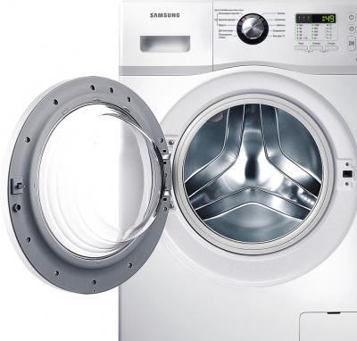 Стиральная машина Samsung WF600W0BCWQDLP (WF600W0BCWQ/DLP) - барабан