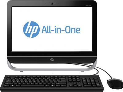 Готовое рабочее место HP Pro 3520 (C5Y35EA) - фронтальный вид