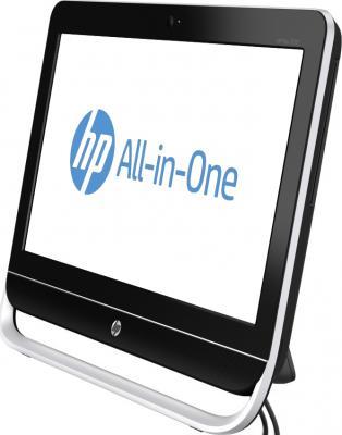 Готовое рабочее место HP Pro 3520 (C5Y35EA) - общий вид (моноблок)