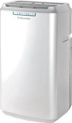 Мобильный кондиционер Electrolux Eco EACM-10 EZ/N3 White - общий вид