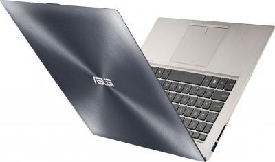 Ноутбук Asus Zenbook UX32А (90NYOA112W15125823AY) - вид сзади
