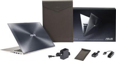 Ноутбук Asus Zenbook UX32А (90NYOA112W15125823AY) - комплектация